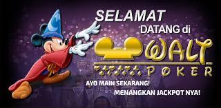 WALTPOKER Situs Judi Domino Poker Online Terpercaya Indonesia