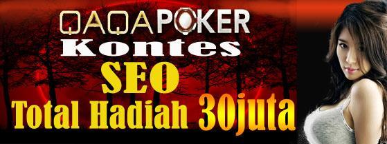 Qaqapoker Com Agen Judi Poker Online Indonesia Domino Terpercaya
