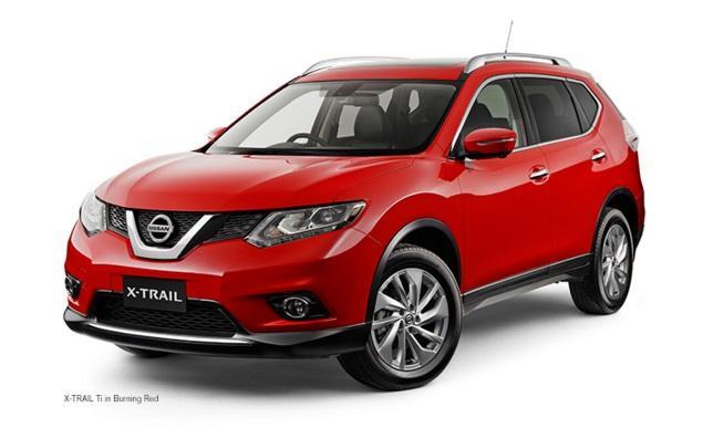 Nissan X-Trail, Mobil SUV Paling Tangguh Dan Nyaman.jpg