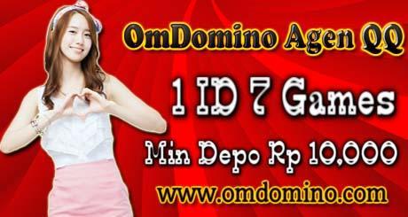 Omdomino Com Agen Domino Qq Online Dan Bandar Q Terpercaya Di Indonesia Agen Online