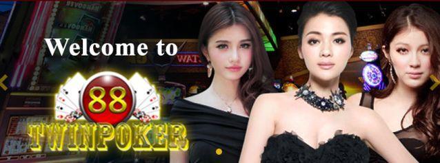 Twinpoker88.com Agen Judi Poker dan Domino Uang Asli Online Terpercaya Indonesia