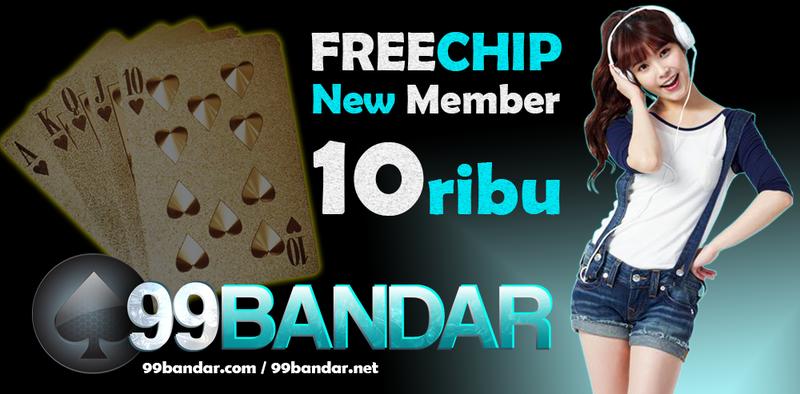 Bonus FREECHIP Tanpa Deposit 99BANDAR