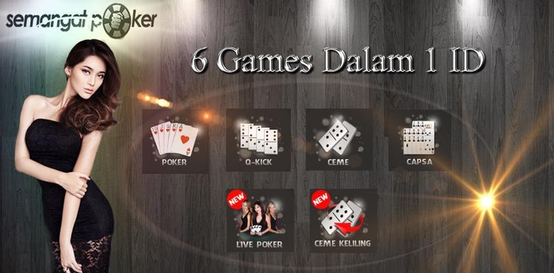 Judi Poker