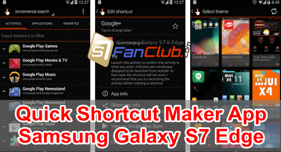 Install Quick Shortcut Maker APK on Android & Download on PC