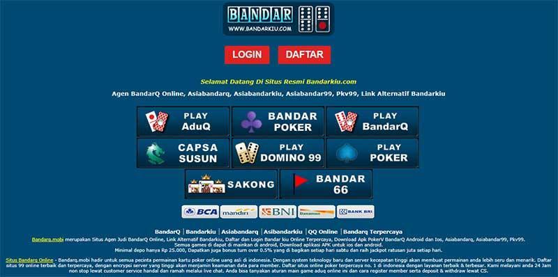 BandarQ.Mobi - Situs Bandarq, BandarQ Online, Agen BandarQ, Bandarkiu, Bandar QQ