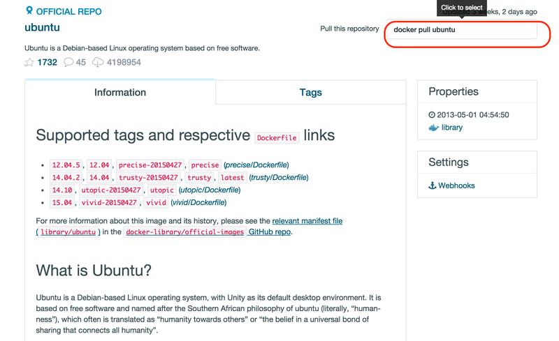 Docker - Mac research log « tedshd's DevNote