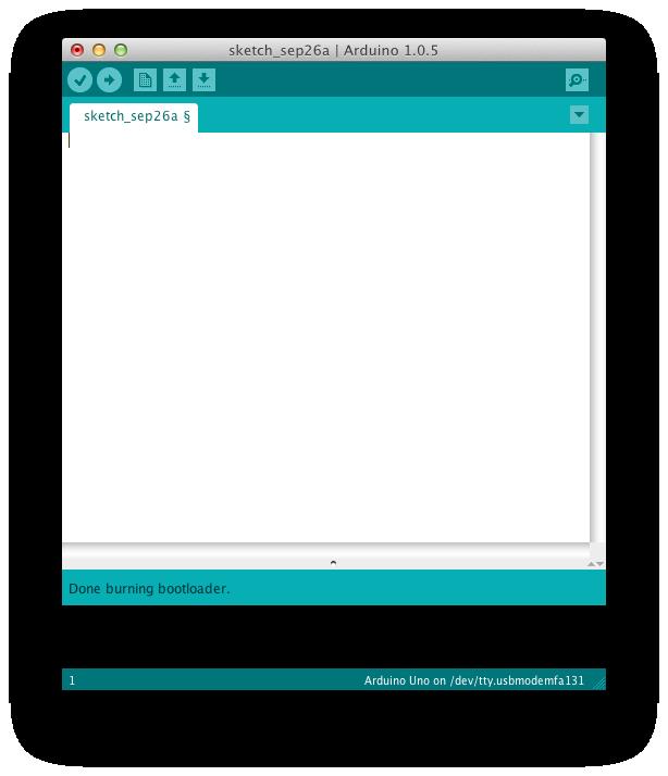 Arduino uno 做為 isp 燒錄 bootloader 到 atmega p pu 晶片 « 巴貝鰻 八倍慢