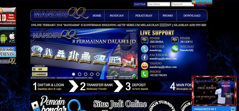 MandiriQQ Situs Agen DominoQQ Poker Online Tepercaya.JPG