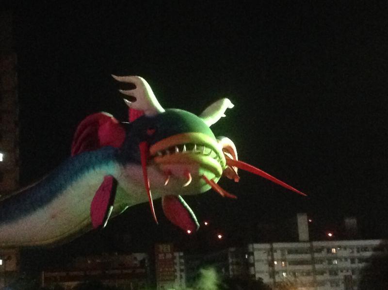 十公尺大鯰魚1