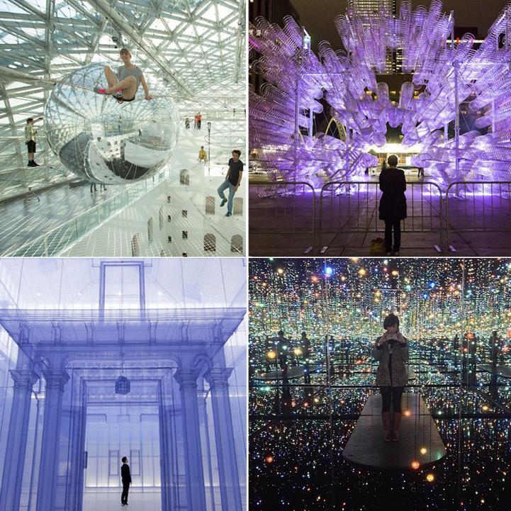 2013年十大最令人驚嘆的藝術裝置